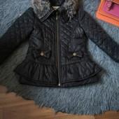 Для модницы!!! Шикарная курточка, фирмы Star, рост 110 см.Качество люкс!!! Покупке не пожалеете