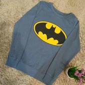Свитшот Бетмен без начеса, размер С