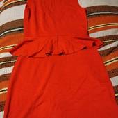 Платье весенне - летнее