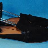 кожаные шлепанцы crown vintage 39 размер