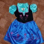 Disney Jack Pacific , платье Анны из Frozen, на 3-4г