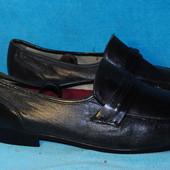 кожаные туфли rockport 45 размер 3