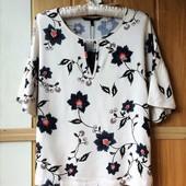 Качество! Натуральная блуза от датского бренда Vero Moda