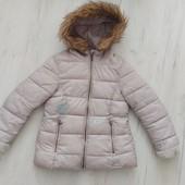 Весна - осень куртка - курточка на рост 140см (замеры внутри)