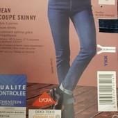 Фирменные джинсы skinny fit Esmara Германия. Рекомендуем! Размер на выбор!