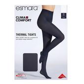 Термо колготки Esmara Германия 80 den размер S, цвет: темно-синий