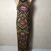 ЛоВиЛоТы! шикарное длинное платье от H&M