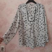 пог 65 см Красивая блуза ! УП скидка 10%