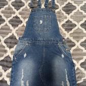 Отличный сарафан джинсовый, Турция. Состояние новой вещи
