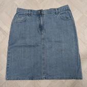 Юбка джинсовая, котон 100%