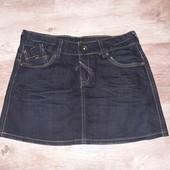 юбка джинсовая(новая)не ношена