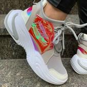 Весна 2021! Стильные женские кроссовки.