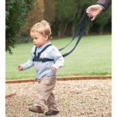 Детские вожжи Mothercare - Благодаря вожжам у малышей меньше ссадин и синяков!