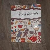 Word Search английская книга пазл