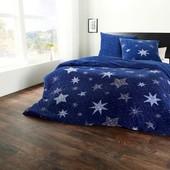 Шикарное зимнее, очень теплое и мягкое постельное белье Евро Meradiso