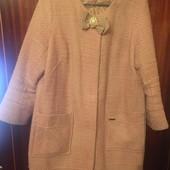 Женское пальто размер 50