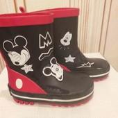 Дитячі гумові чобітки