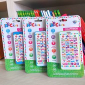 Интерактивный Телефон ABC Limo toy (укр/англ)