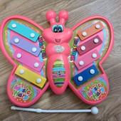 Ксилофон бабочка