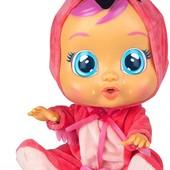 Інтерактивна лялька плакса, плаче реальними сльозами Cry babies Fancy. Оригінал, нюанс