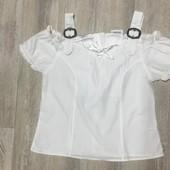☘ Лот 1 шт ☘ Блуза з відкритими плечами від Gina Benotti (Німеччина), розмір S 36/38