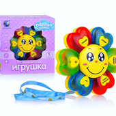 """Развивающая игрушка """"Облако заботы"""", свет. звук.Очень классная и увлекательная!!!нюанс"""
