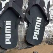 """Вьетнамки брендовые"""" PUMA"""",  смотрите по стельке они маломерки"""
