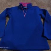 Фиолетовая флискa Quechua 6л, 115-124см