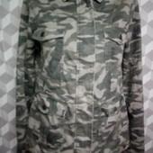 Крутая Курточка ветровка.100 %котон