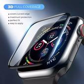 Закаленное стекло для Apple Watch 6 SE 5 4, 40 мм