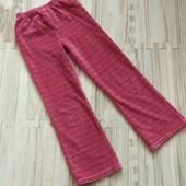 Обнова! Шикарные фирменные велюровые штаны. Сотни лотов