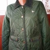 стёганая Деми куртка-ветровка бренд..смотрим-забираем $$$