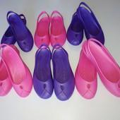 Аналог Crocs, 40 и 41 р. Удобная модель балетное! Не упустите, для лета, дачи, моря.
