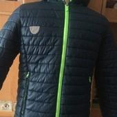 Куртка, холодная весна, 12-13 лет 152-158 см. Trn1961. состояние хорошее