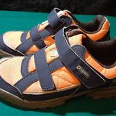 Классные ботинки Quechua, с мембр. Waterproof, разм. 32 (20 см по бирке). Сост. отличное!