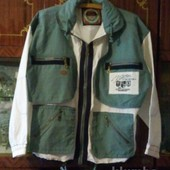 Готовимся к весне! Фирменная мужская куртка с капюшоном Killtec,размер-XXL