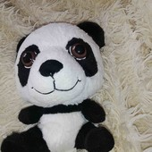 мягкая игрушка с большими глазами Панда