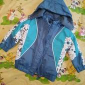 Куртка 4-5 років 110 см