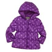 Деми курточка на флисе в хорошем состоянии на 6-7 лет.