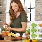 Набор ножей для декоративной нарезки овощей 3 шт Ernesto
