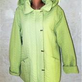 Куртка. Новая, ОГ 123см, р. 56-60
