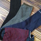 Лот 4пары!! Комплект носочков от Tchibo (германия), 39-42р.