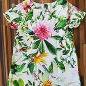 Платье next 98 см