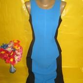 Очень красивое женское платье грудь 42-43 см Next (Некст) рр 8 29% вискоза !!!!!!!!