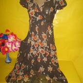Очень красивое женское платье пляжный вариант грудь 43 см Next (Некст) рр 10 !!!!!!!!!