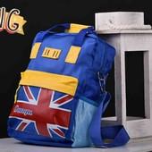 Дитячий рюкзак-сумка