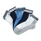 ☘1 пара☘ Шкарпетки з махровою стопою, біо-бавовна, з посиленою п'ятою, Tchibo (Німеччина), р. 27-30