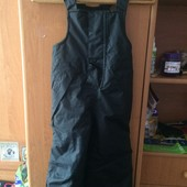 брюки, комбинезон, р. 4 года 104 см, Tchibo. состояние отличное