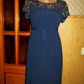 Качество! Стильное платье для будущей мамы от бренда Mamas & Papas, в новом состоянии