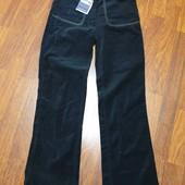 Велюровие штанишки, р.152 смотрите замери, новые.